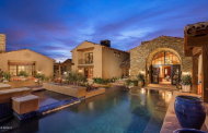 $5.655 Million European Inspired Mansion In Scottsdale, AZ