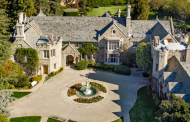 The Infamous Playboy Mansion Lists For $200 Million
