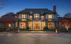 10 000 square foot brick stone mansion in atlanta ga