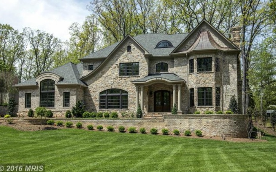 $3.188 Million Newly Built Brick Mansion In McLean, VA