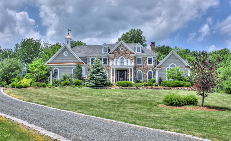 Colonial home in lebanon nj for just million for H home lebanon