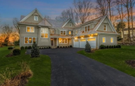 $3.399 Million Newly Built Shingle Home In Westport, CT