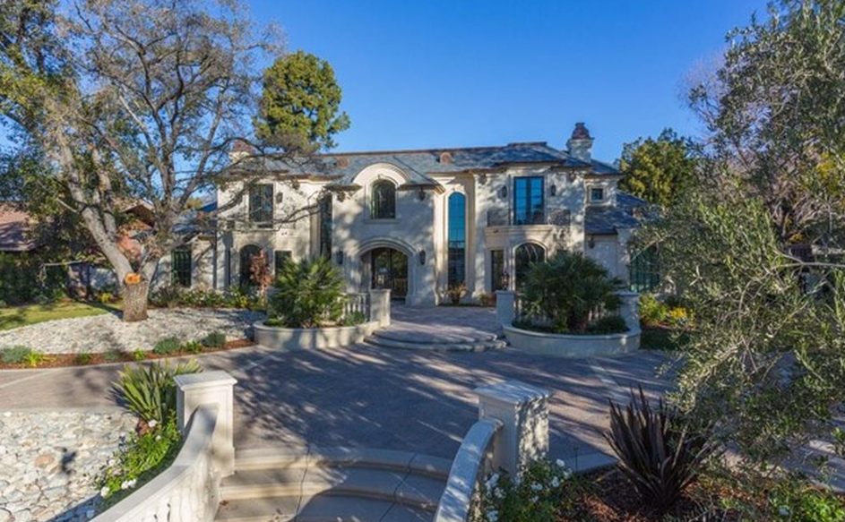 $11.98 Million Newly Built 12,000 Square Foot Mansion In Arcadia, CA