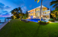 $22 Million Newly Built Contemporary Waterfront Mansion In Key Biscayne, FL