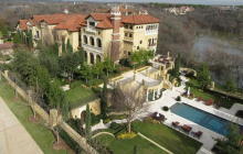 $13.9 Million Italian Inspired Mansion In Flower Mound, TX