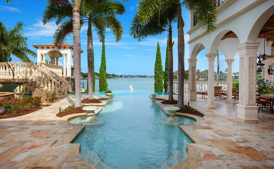 Villa Venezia A 9 9 Million Mediterranean Waterfront