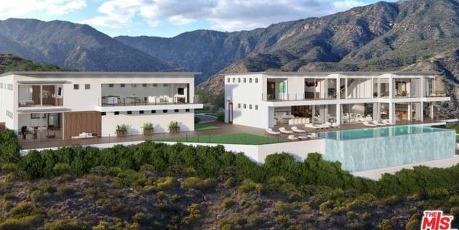 $75 Million Newly Built Contemporary Estate In Malibu, CA
