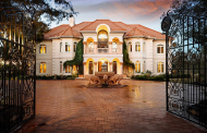 Opulent 12,000 Square Foot Mansion In Sugar Land, TX