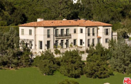 20,000 Square Foot Mediterranean Mansion Bel Air, CA Re-Listed For $37.5 Million