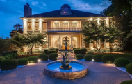 15,000 Square Foot Brick Mansion In Brentwood, TN