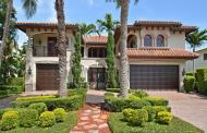 $3.7 Million Mediterranean Waterfront Home In Fort Lauderdale, FL
