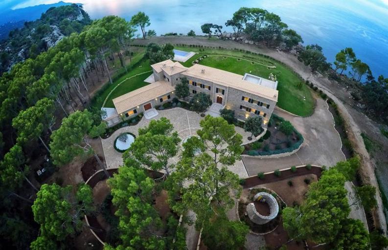 $15 Million Stone Mansion In Mallorca, Spain