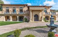 $10.995 Million Mediterranean Mansion In Los Angeles, CA