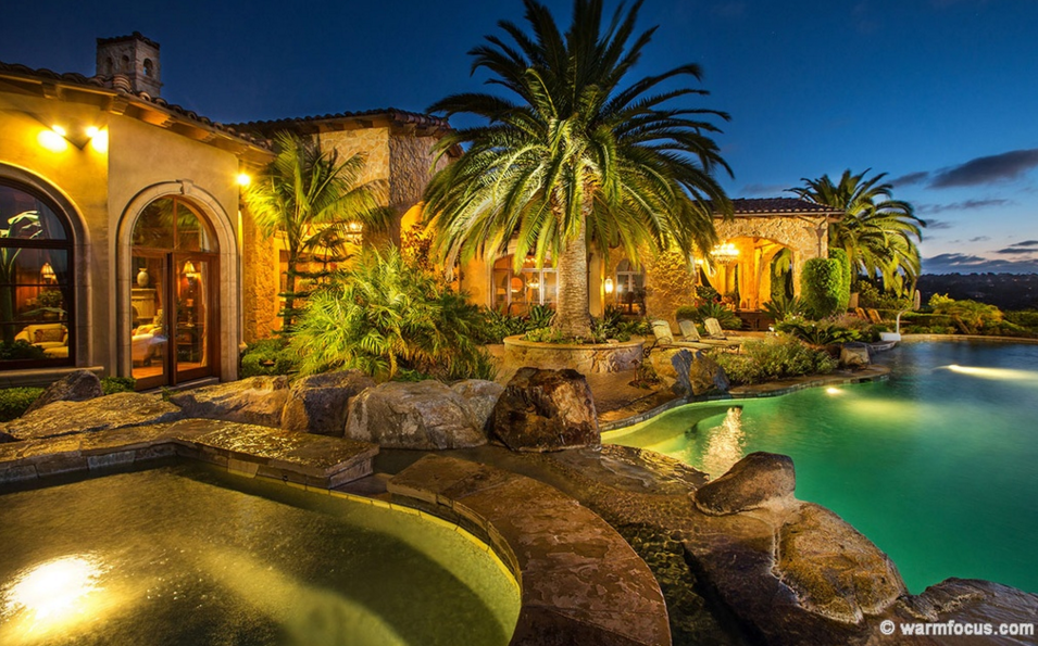$8.5 Million Mediterranean Mansion In San Diego, CA