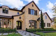 $3.75 Million Stone & Stucco Home In Houston, TX