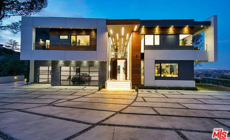 $8.5 Million Newly Built Contemporary Home In Studio City, CA