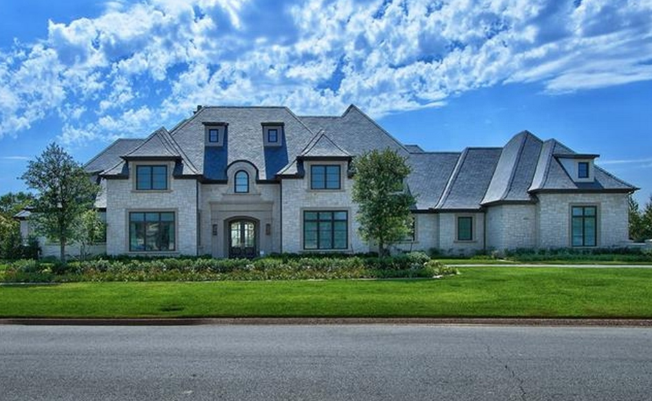 $4.2 Million Newly Built Stone Home In Westlake, TX