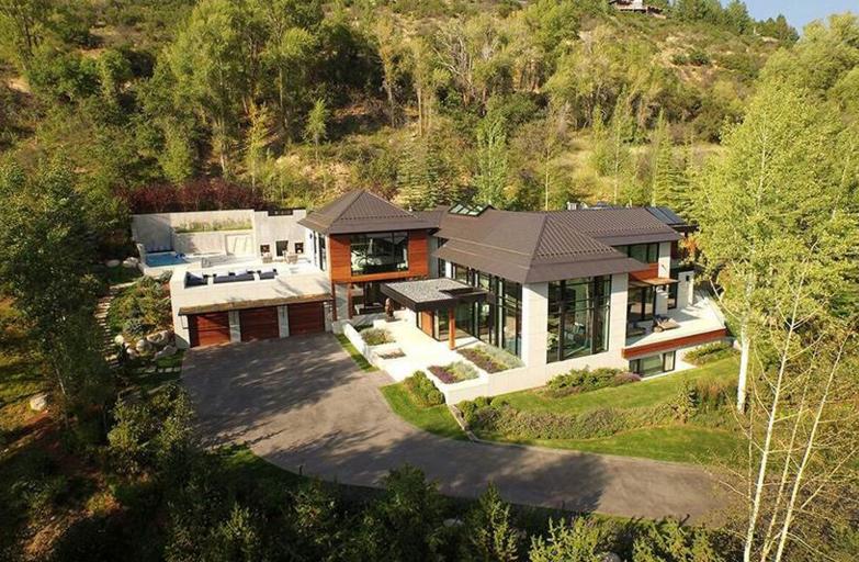 $42.5 Million Contemporary Mansion In Aspen, CO