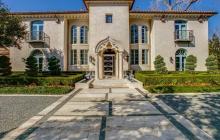 $8.895 Million Mediterranean Mansion In Dallas, TX
