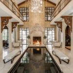 2-story Great Room/Indoor Pool