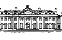 56,000 Square Foot Proposed Mega Mansion In Berkshire, England