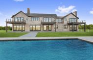 $9.995 Million Newly Built Shingle & Wood Mansion In Bridgehampton, NY