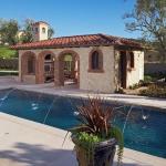 Swimming Pool & Cabana