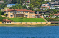 $14.75 Million Mediterranean Waterfront Home In San Diego, CA