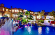 12,000 Square Foot Mansion In Poway, CA