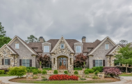 14,000 Square Foot Brick & Stone Mansion In Acworth, GA
