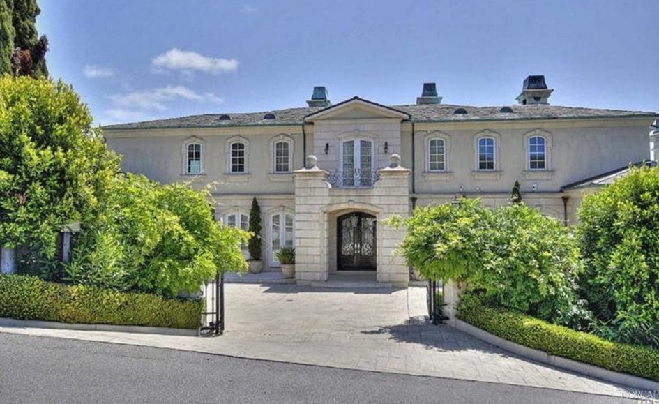 $6.9 Million French Inspired Home In Mill Valley, CA