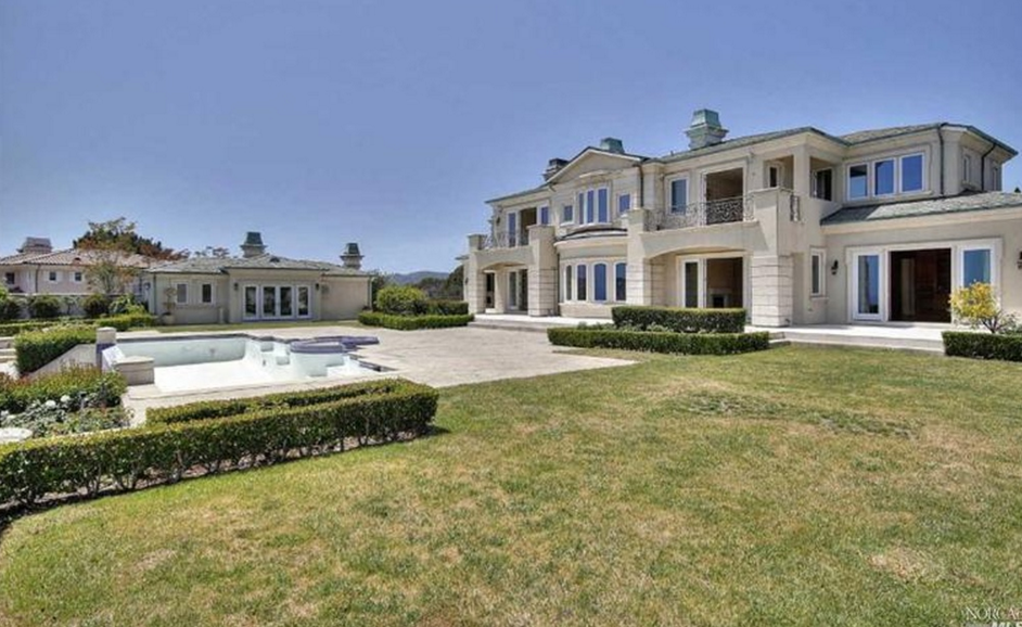 6 9 million french inspired home in mill valley ca for Homes in mill valley ca