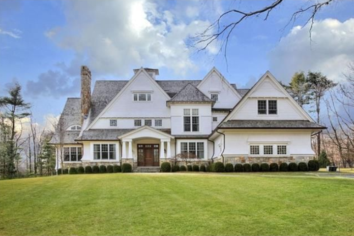 $4.675 Million Colonial Home In Westport, CT