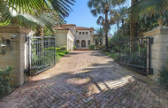 $11.495 Million Mediterranean Oceanfront Mansion In Delray Beach, FL