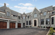 $4.15 Million Stone & Shingle Mansion In Cresskill, NJ