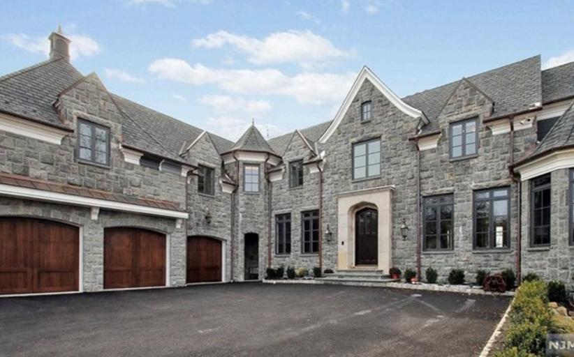 $4.15 Million Stone & Shingle Mansion In Cresskill, NJ