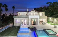 $9.495 Million Contemporary Mediterranean Home In Los Angeles, CA