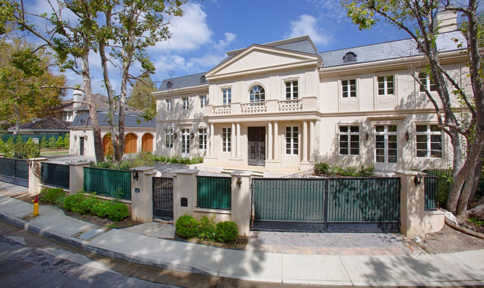 Chateau Philippe – A $30 Million Newly Built French Chateau In Los Angeles, CA