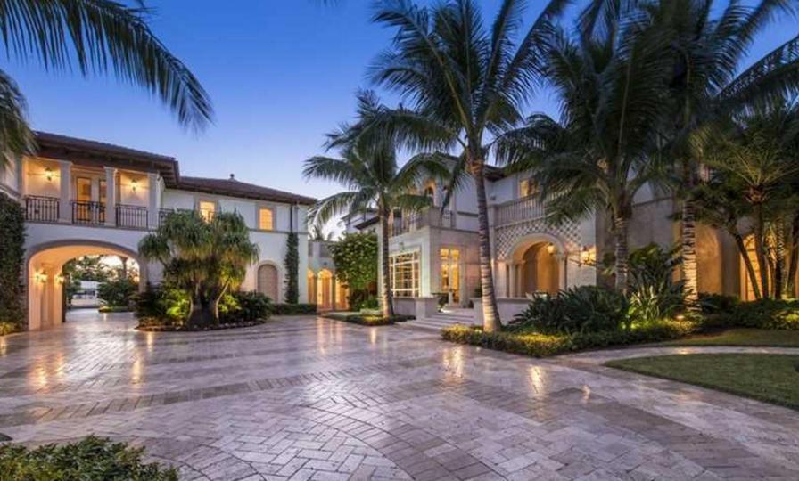 $29 Million Waterfront Mansion In Fort Lauderdale, FL