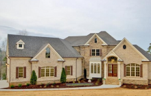 10,000 Square Foot Newly Built Lakefront Mansion In Peachtree City, GA