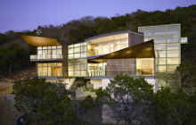 $5.4 Million Contemporary Home In West Lake Hills, TX