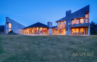 $12.9 Million Contemporary Shingle Home In Sagaponack, NY