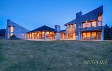 $12.9 Million Contemporary Shingle Home In Sagaponack, NY