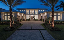 $8.85 Million Newly Built Waterfront Home In Naples, FL