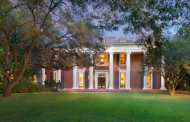 $6.9 Million Brick Mansion In Dallas, TX