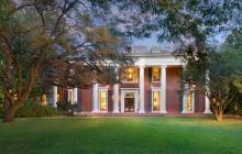 $6.9 Million Brick Mansion In Dallas, TX