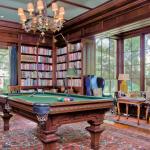 Billiards Room/Library