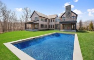 $3.995 Million Newly Built Contemporary Shingle Home In Amagansett, NY
