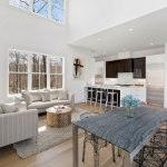 Gourmet Kitchen & 2-story Family/Breakfast Room