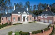 $3.795 Million Brick Mansion In Atlanta, GA